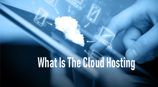 What Is The Cloud Hosting