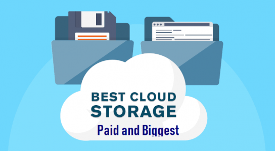 3 The Best Cloud Storage in 2019 Online: Paid and Biggest