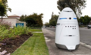 US Police Launch Robot Patrol